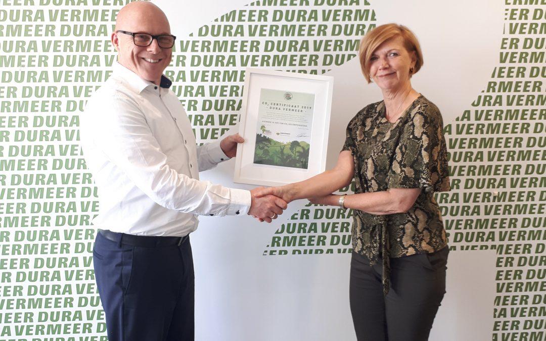 500 Bomen met dank aan Dura Vermeer